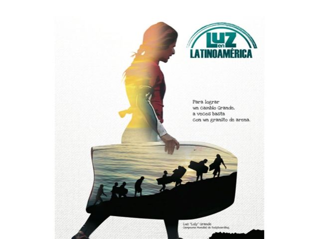 Luz en latinoamerica version internet