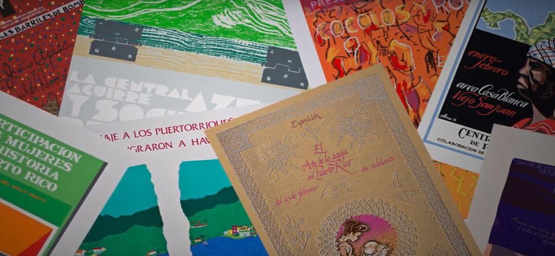 Capsulas Carteles de Fundación Puertorriqueña de las Humanidades